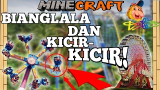 getlinkyoutube.com-BUAT BIANGLALA DAN KICIR-KICIR DUFAN COY! - Minecraft Funny Experiment #9 (Dunia Fantasi)