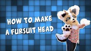getlinkyoutube.com-Fursuit Head Tutorial!
