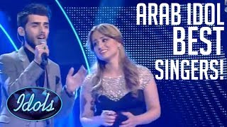 Arab Idol BEST Singers! | Idols Global