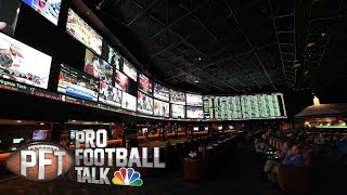 Sports world reacts to SCOTUS ruling on sports gambling I Pro Football Talk I NBC Sports