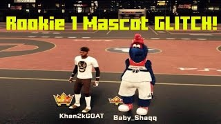 getlinkyoutube.com-NBA 2K15 Rookie 1 Mascot (LEGEND 3) GLITCH & Animations Step By Step for PS4 & Xbox 1
