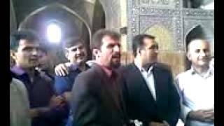 getlinkyoutube.com-آواز کوردی و فارسی در مسجد شاه اصفهان Singin Kurdish Man in Shah Mosque in Isfahan