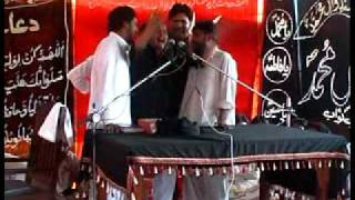 getlinkyoutube.com-Zakir Naheed Abbas Jag on 25 Rajab at (Gharera)part 3/3 (2011) jalsa Ch Qamar Zaman