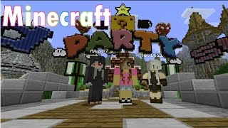 Minecraft PARTY z Niezapominajką i Teo :)