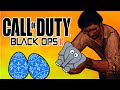 Fake Easter Egg Trolling - Elephant Gun & 2 CHAINZ! Call of Duty: Black Ops 2 Gameplay