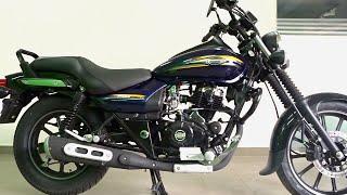 getlinkyoutube.com-#Bikes@Dinos: New Bajaj Avenger 150 Street First Look Walkaround Review