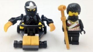 Bela 닌자고 콜 바이크 레고 짝퉁 lego knockoff ninja thunder swordsman 미니피규어와 어썰트 오토비이