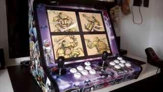 getlinkyoutube.com-Arcade Bartop Ghost 'n Goblins