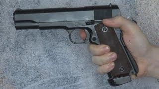Chargeur Airsoft 1911 KWC Rail Gun Series 185150 Co2 Airsoft 6mm