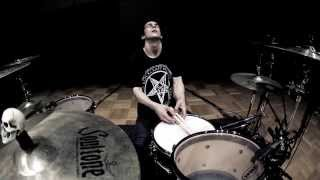 getlinkyoutube.com-Bring Me The Horizon - Seen It All Before x Anti-Vist - Drum Cover