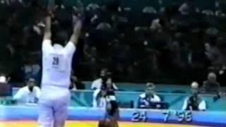 getlinkyoutube.com-52 кг. Финал. Армен Назарян (Атланта 1996)