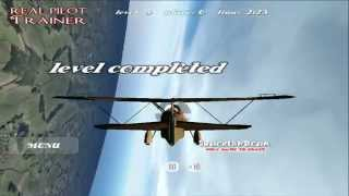 Real Pilot Trainer Unity Game - Airplane Games