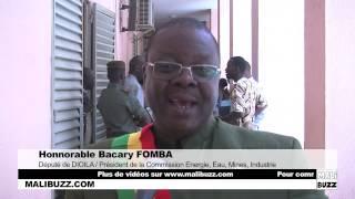 Selon l'Honorable Bacary FOMBA, Aucune condition n'est reunie pour l'organisation des elections d