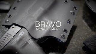 getlinkyoutube.com-BRAVO CONCEALMENT Custom KYDEX HOLSTERS