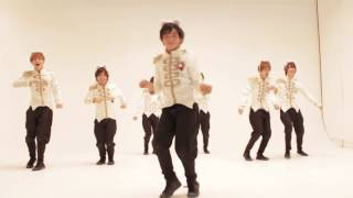 getlinkyoutube.com-【むすめん。】すーぱーぬこわーるど【踊ってみた】