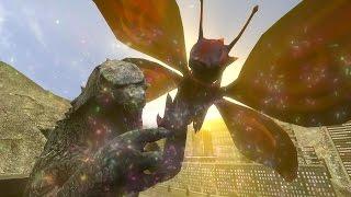 [SFM] Godzilla vs Mothra part 3 (300 Subscriber Milestone)