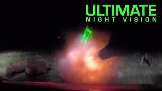 getlinkyoutube.com-Insane Feral Hog Eradication Footage - 70 Hogs Down in One Night