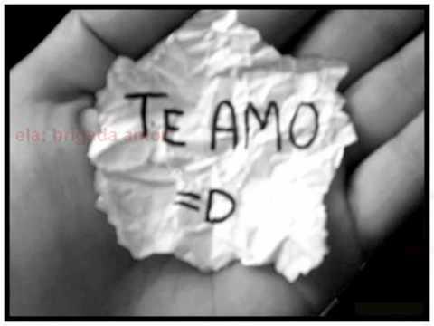 Triste Historia de Amor.