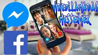 getlinkyoutube.com-Cómo hacer VIDEOLLAMADAS en Facebook Messenger en android
