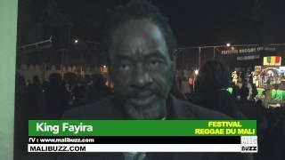 KING FAYIRA: s'inspirer du message de Sista Mam pour batir l'Afrique nouvelle