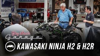 getlinkyoutube.com-2015 Kawasaki Ninja H2 and H2R - Jay Leno's Garage