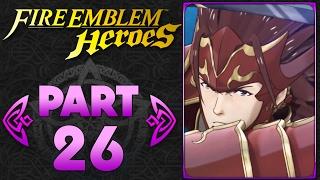 getlinkyoutube.com-Fire Emblem Heroes - Part 26 | Chapter 6: World of Birthright! [LUNATIC Mode Gameplay]