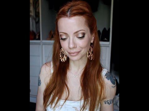 Julia Petit Passo a Passo Réveillon Trançado Maquiagem