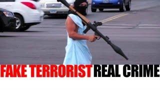 Man Fakes Terrorist Event to Test Police Response Time