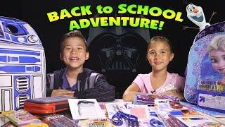 BACK TO SCHOOL ADVENTURE! [EvanTubeHD CLASSIC WEEK]