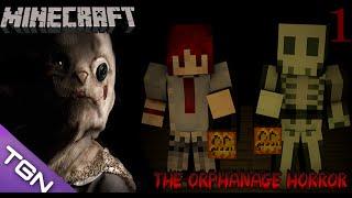 getlinkyoutube.com-Minecraft The Orphanage Horror #1 [พี่โบ้ท&พี่เป้] นี้มันไม่ใช่โรงเเรมเเล้ว(กริ๊ดๆๆ)