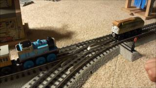 getlinkyoutube.com-Diesel 10 has a bad day