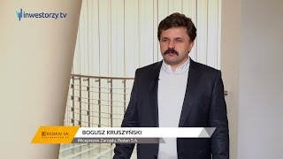 Redan S.A., Bogusz Kruszyński - Wiceprezes Zarządu, #32 PREZENTACJE WYNIKÓW