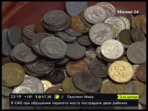 Владимир Порываев в репортаже на ТВ