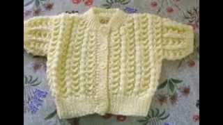 getlinkyoutube.com-Handmade Sweaters:-Baby