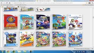 Descargar juegos de Nintendo Wii con Jdownloader