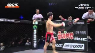 getlinkyoutube.com-태권도 홍영기 vs 복싱 백승민 TKD vs Boxing