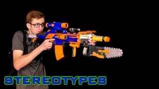 getlinkyoutube.com-NERF STEREOTYPES   THE ATTACHMENTS GUY