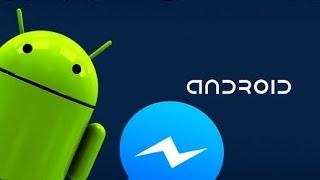 getlinkyoutube.com-Messenger transparente apk mediafire actualizado (