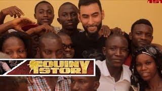 Fouiny Story - Episode 13 (saison 3) : Africa Tour Guinée