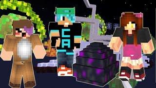 getlinkyoutube.com-Minecraft / Egg Wars in Space / Radiojh Games / Dollastic Plays