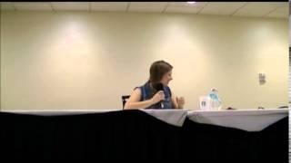 getlinkyoutube.com-Brittney Karbowski Panel Saturday@ Khaotic Kon 2014