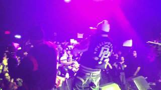 Wale & French Montana live @ NYC (2/10/12)