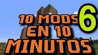 getlinkyoutube.com-10 MODS EN 10 MINUTOS ║ Ep.006 ║ Minecraft