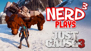 getlinkyoutube.com-Nerd³ Plays... Just Cause 3 - The Mech