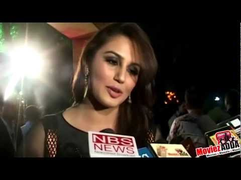 Huma Qureshi @ 58th Idea Filmfare Awards 2013 !