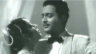 Hum Aap Ki Ankhon Mein - Mohammed Rafi, Geeta Dutt, Pyaasa Song width=