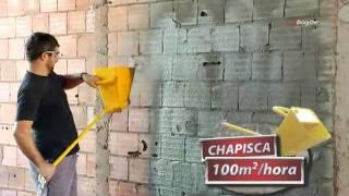 getlinkyoutube.com-Dragon Ducore - Maquina de Reboco e Chapisco