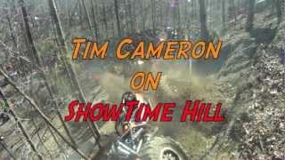 getlinkyoutube.com-Tim Cameron on ShowTime Hill during Hog Wild Shootout