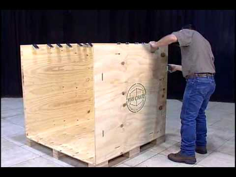 You Crate Assembly video