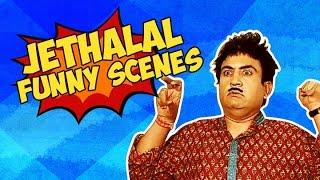 getlinkyoutube.com-Jethalal Most Funny Scenes | Taarak Mehta Ka Ooltah Chashma